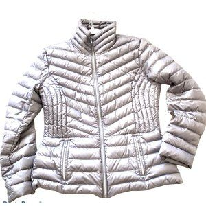 Kenneth Cole Reaction Women's Packable Down Puffer Coat Jacket Size M